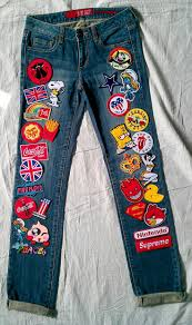 56 best patched images on pinterest denim jackets jean jackets