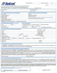 Contrato De Prestación De Servicios Mundo Telcel