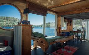 100 Boat Homes Book Of The Month Rock The S Cabins And On