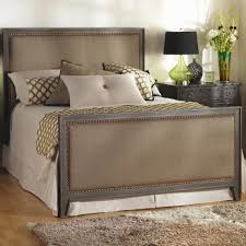 Wesley Allen Headboards Only by Upholstered Bed Frame Without Headboard French Wing Upholstered