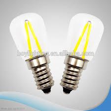 boy lighting ba15d led bulb t22 e14 frosted clear 120v 1 watt led