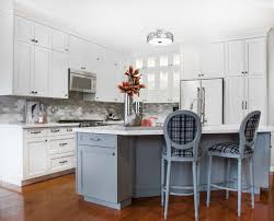 Our Clients Wanted A Fussy Free And Fresh Kitchen With Lots Of Storage Cabinets Transitional KitchenNiche DecorChelsea