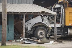 100 Truck Driving School Houston Police ID Truck Driver In Fatal Crash San Antonio ExpressNews