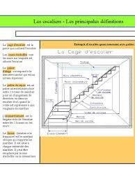 un palier d escalier les escaliers