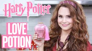 Nerdy Nummies Halloween Challenges by Harry Potter Love Potion Nerdy Nummies Youtube