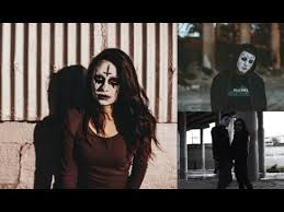 Purge Anarchy Mask For Halloween by Halloween For Couples The Purge Anarchy Makeup Tutorial Part 1