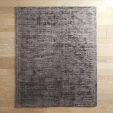World Market Charcoal Luxe Sofa by Area Rugs Pier 1 Imports