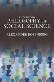 Philosophy Of Social Science Edition 5