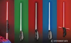 lightsaber lights are a more light fixture for a more