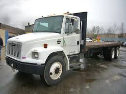 2003 Freightliner FL80 Tandem Axle Flatbed Truck For Sale By ... Chevrolet Flatbed Trucks In Kansas For Sale Used On Used 2011 Intertional 4400 Flatbed Truck For Sale In New New 2017 Ram 3500 Crew Cab In Braunfels Tx Bradford Built Work Bed 2004 Freightliner Ms 6356 Norstar Sr Flat Bed Uk Ford F100 Custom Awesome Dodge For Texas 7th And Pattison Trucks F550 Super Duty Xlt With A Jerr Dan 19 Steel 6 Ton