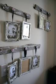 Family Picture Frame Ideas Pinterest Wall For Birthday 27 Rustic
