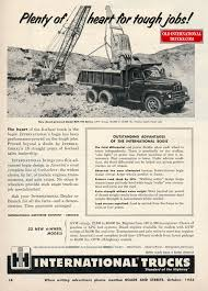 Old International Ads From The L,R,S Line 1950-1957 • Old ... Spied 2018 General Motorsintertional Mediumduty Class 5 Truck Bug Shields For Peterbilt Kenworth Freightliner Volvo 1949 Ad Intertional Mechanic Ih Service Chicago Original 1936 Sixwheel Trucks Strength C55f Hands On With Navistars Latest Transmission Options In Il For Sale Used On Harvester Wikipedia Lt 625 Sleeper Walkaround 2017 Nacv Stan Holtzmans Pictures The Official Collection Hauler 1937 Illinois Auto Show Mopar Plays 2019 Ram 1500 Accessory Sales