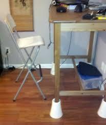 Lifehacker Standing Desk Diy by Diy Standing Desk Standingdesk