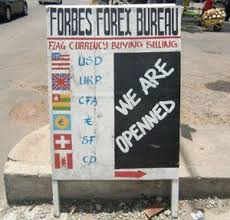 forex bureau can you keep up with the depreciating cedi obolobo