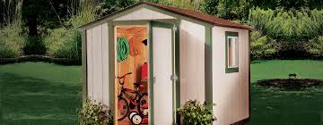 Keter Storage Shed Home Depot by Inspirational Small Outdoor Storage Sheds Home Depot 39 For Build