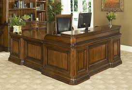 Maitland Smith Kidney Desk by Winsome Desk Return Complete In Cherry By Turnkey Products Home