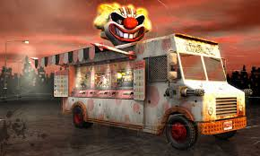 Twisted Metal Ice Cream Truck Used Twisted Metal Sweet Tooth Ice Cream Truck Scale Model In North 3bs Toy Hive Twisted Metal Sweet Tooth Review Texas Ice Cream Truck Large Trucks Pinterest Commercial Van My Home Made Formula D Cars Boardgamegeek The Worlds Best Photos Of E3 And Twistedmetal Flickr Mind Ps3 Screenshots Image 7605 New Game Network Robocraft Garage Designing Perfect Cone Wars From Is More Terrifying Real Life Out Now Page 9 Bluray Forum Lego 2 Album On Imgur E3 2011 Sony Media Event Tooths A Photo