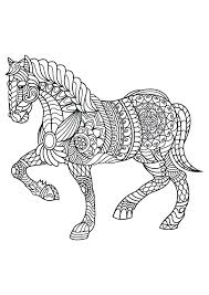 Free Printable Animal Coloring Pages For Adults Hard By F