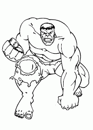 Medium Size Of Coloring Pagesincredible Hulk Pages Incredible For Kids