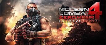 modern combat 4 zero hour 1 2 2e mod apk data apkfine