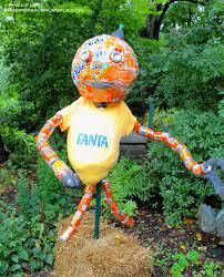 Pumpkin Moon Oak Park Illinois by Halloween Scarecrows And Pumpkin Heads Phillip U0027s Natural World