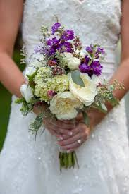 No Bouquet Was The Same Jessica Wanted Bouquets To Fit Her Outdoor Rustic Chic Theme
