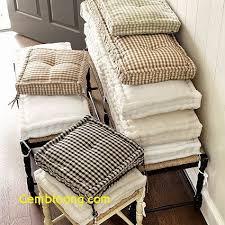 Bench Cushion Outdoor New Ballard Essential Farmhouse Cushions Dining Room