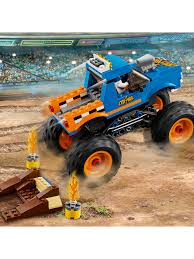 LEGO City 60180 Monster Truck At John Lewis & Partners