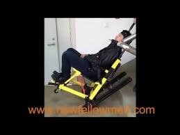 Ferno Stair Chair Video by Electric Climbing Chair Electric Foldable Emergency Evacuation