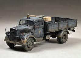 100 German Trucks Award Winner Built TAMIYA 135 Opel Blitz 3T Army Cargo Truck