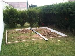 faire une dalle exterieur nivrem terrasse bois sur dalle beton en pente diverses