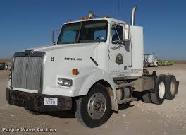 2004 Western Star 4900 Semi Truck | Item BJ9845 | SOLD! Febr... Caterpillar John Deere Equipment Fort Worth Tx Auction May 14 1999 Mack Rd688s Roll Off Truck Equify Auctions Llc Wills Point Peterbilt 379 In Texas For Sale Used Trucks On Buyllsearch Heavy Duty Insurance Best Resource Kilgore Big Public Auction Mack Dump Houston Government In Hutchinson Kansas By Purple Wave Huge Public San Antonio On April 26 2016 Youtube Photos Ritchie Bros Auctioneers Freightliner Rollback Tow Salehouston Beaumont Utility Air Compressor And Equipment Tampa