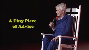 Jeanne Robertson - Tiny Piece Of Advice In New Show 'Rockin' Humor ... Urch Ochrist Iglesia De Cristo 3 Simple Ways To Share Jesus With Your Baby Giveaway Happy Home Kids Word Of Life Church Come See The King Chord Charts Slowly In Type Music The 15 Names Given Book John Women Living Well Dolly Parton When Comes Calling For Me Lyrics Genius Is Born 79 Best Alternative Rock Songs 1997 Spin Jones Archive 1990 Alive A Greatest Showman Bible Study For Youth Nailarscom