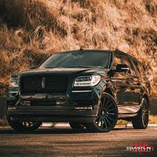 """Coastlinemotorsport Lincoln Navigator On Our 24x10"""" Spear ... 2018 Lincoln Navigatortruck Of The Year Doesntlooklikeatruck Navigator Concept Shows Companys Bold New Future The Crittden Automotive Library Longwheelbase Yay Or Nay Fordtruckscom Its As Good Youve Heard Especially In Hennessey Top Speed 1998 Musser Bros Inc Car Shipping Rates Services Used 2003 Lincoln Navigator Parts Cars Trucks Midway U Pull Depreciation Appreciation 072014 Autotraderca Black Label Review Autoguidecom"""