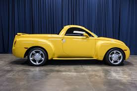 Used 2005 Chevrolet SSR RWD Truck For Sale - 43975 Chevrolet Ssr Questions Ssr Bed Storage Area Option How To Install 2004 For Sale 2099821 Hemmings Motor News 2005 Chevy Truck Model By Badd Ride Miranda 401 Flickr Things I Think Chevy Ssr Truck 2019 Review Techweirdo Gateway Classic Cars 1702lou Chev Stock Photos Images Alamy Ss Ssr2004 Near Sarasota Fl Reg Cab 1160 Wb Ls Regular Short Bed Trucks Lovely Page 1 The 2006 Overview Cargurus