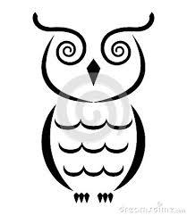 Owl by Vera Lozanova via Dreamstime Embroidery