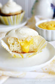 This Coconut Mango Cupcake Recipe Is A Tropical With Sweet Cake And Filled
