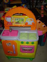 Dora The Explorer Talking Kitchen Set by Doras Talking Kitchen Kitchen Design Ideas