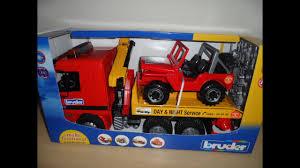 100 Bruder Cement Truck Scania