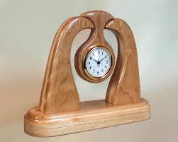 free simple wood clock plans