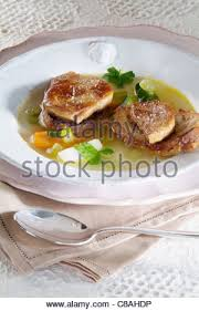 foie gras en pot foie gras pot au feu stock photo royalty free image 73134906 alamy
