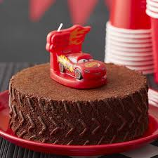 Disney Pixar s Cars 3 Brownie Cake