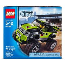 Lego 60055 City Monster Truck | Products | Pinterest | Monster ... Lego Ideas Lego Monster Truck 2018 Kinderlegofan Pinterest Legos And City Amazoncom 60027 Transporter Toys Games Arena Technic Set 42005 Itructions City Great Vehicles 60055 Energy Baja Recoil Nico71s Creations Custom Trucks 1 X Brick For Set Model Offroad Red 9094 Racers Star Striker Amazoncouk