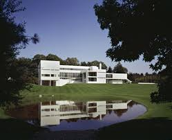 100 Weinstein Architects House In Old Westbury Richard Meier Partners