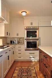 emtek cabinet hardware kitchen farmhouse with barrel vault