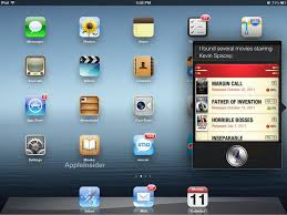 First look iOS 6 brings Siri to iPad adds integration