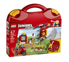 LEGO Juniors Fire Suitcase (10685) - Walmart.com