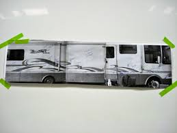 Paul Everts RV Country Paint JOb Sketch