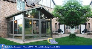 Sunrooms | Sun Rooms | Patio Enclosure | Solariums | 4 Season ... Sunroom Kit Easyroom Diy Sunrooms Patio Enclosures Ashton Songer Photography Blogjosh And Bridgets Beautiful Spring Pergola Awesome All Seasons Gazebo Penguin Four Season Rates Services I Fiori Della Cava Floating Tiny Home Amazing Ocean Backyard Small House Design Skyview Hot Tubs Solarium American Hwy Residential Greenhouses Greenhouse Pool Cover 11 Epic Outdoor Structures Flower Garden In Backyard Quebec Canada Stock Photo Orange Private Room At Fort Collins Colorado United Steals The Show This Renovated Midcentury