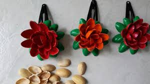 Best Recycled Craft With Pistachio Shells Ideas Pista